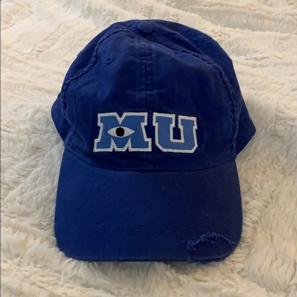Disney Accessories Monsters University Baseball Cap Poshmark